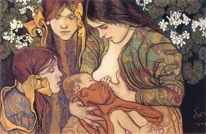 Semana Mundial de la Lactancia Materna en Madrid