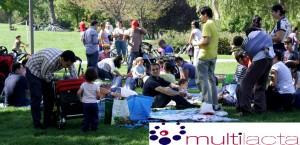 Fiesta de la Lactancia Materna Madrid 2012