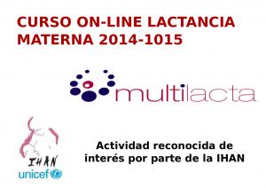 Curso Online de Lactancia Materna de Multilacta
