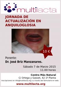 Jornada de Actualización en  Anquiloglosia Multilacta