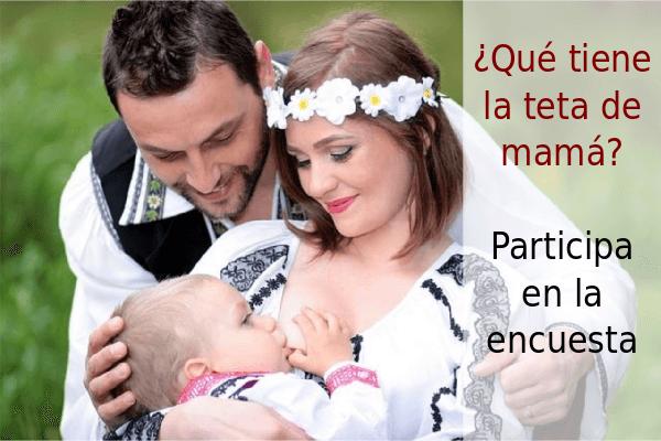 ¿Quieres participar en un estudio sobre lactancia en niños mayores muy original?