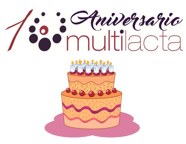 10º Aniversario de Multilacta