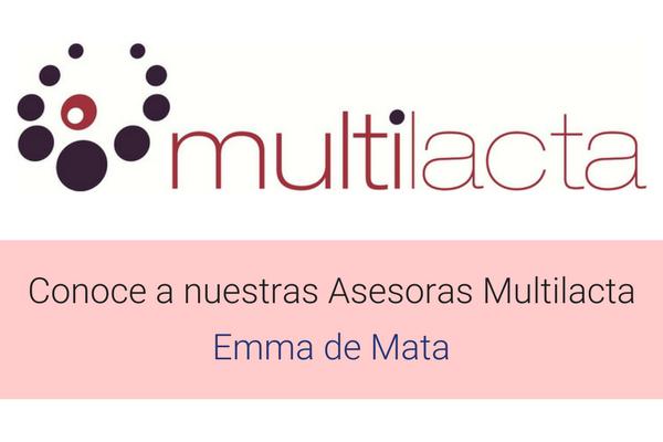Emma de Mata: conoce a nuestras asesoras Multilacta