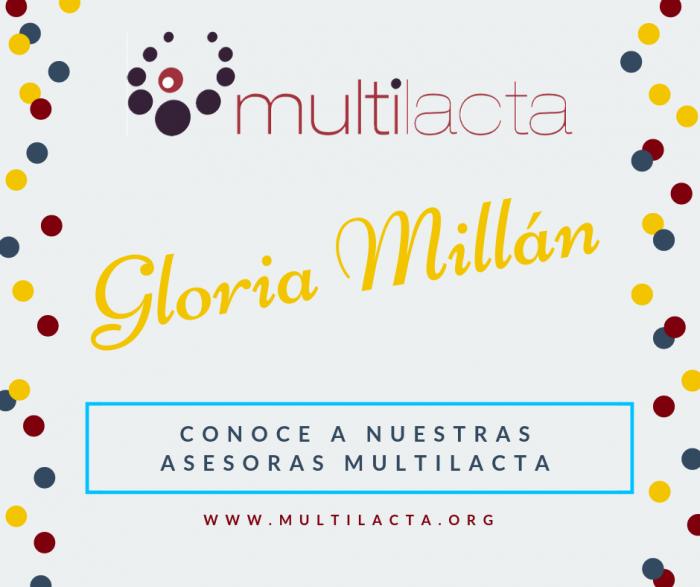 Gloria Millán: conoce a nuestra asesora Multilacta