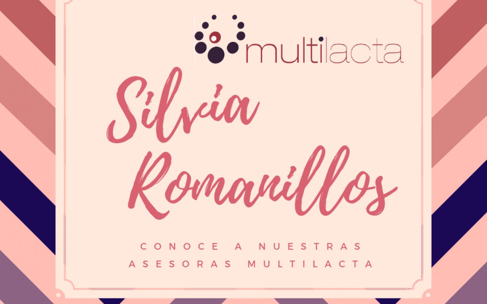 Silvia Romanillos: conoce a nuestras asesoras Multilacta